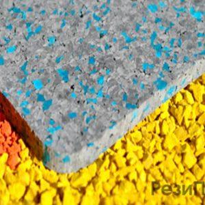 Рулонное резиновое покрытие ANT Flex Ecо