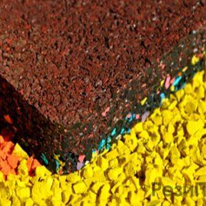 Рулонное резиновое покрытие ANT Сombi Flex Color