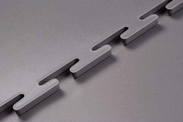 Модульная плитка ПВХ «Гладкая»