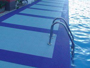 Модульные ПВХ покрытия для бассейна