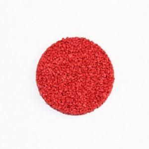 Резиновая крошка EPDM красная