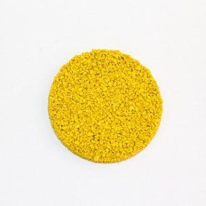 Резиновая крошка EPDM желтая