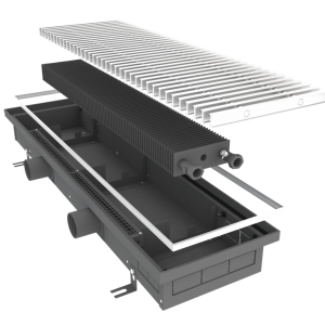 Встраиваемый конвектор c воздухоотводами Techno Air