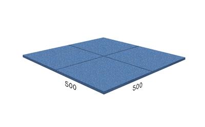 Плитка резиновая Rubblex Active