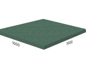 Плитка резиновая Rubblex Ice