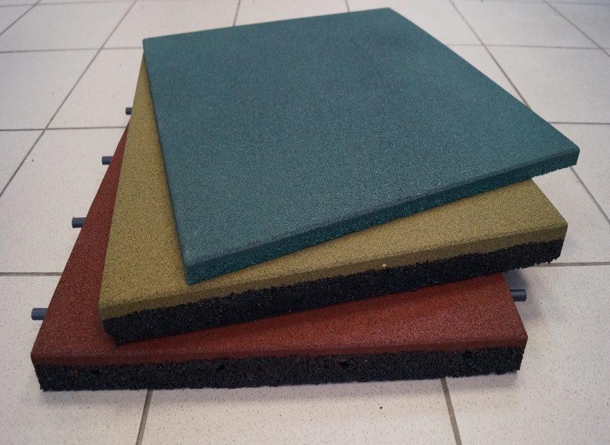 Плитка для склада и производства