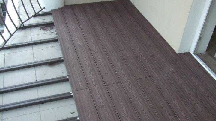 Террасная доска на балконы и лоджии
